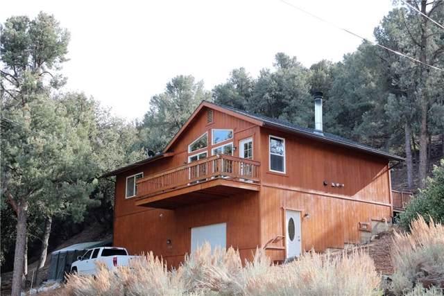 14008 Yellowstone Drive, Pine Mountain Club, CA 93225 (#SR19278827) :: TruLine Realty