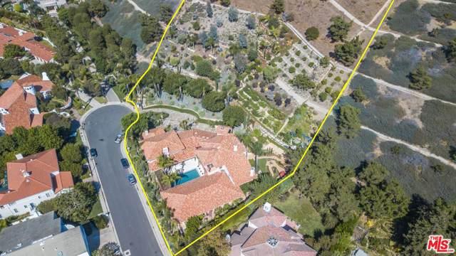 16829 Monte Hermoso Drive, Pacific Palisades, CA 90272 (MLS #19536538) :: The Sandi Phillips Team