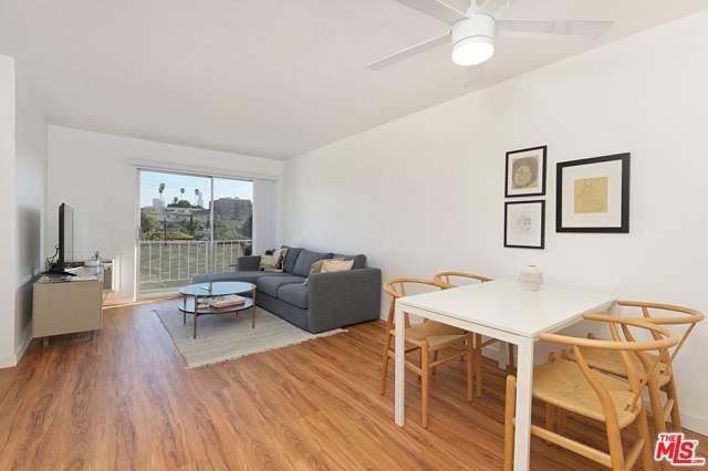 210 S La Fayette Park Place #305, Los Angeles (City), CA 90057 (MLS #19535164) :: Hacienda Agency Inc