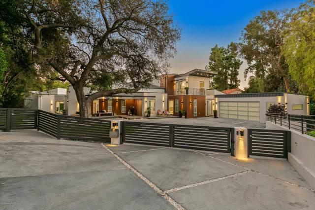 4402 Wasatch Drive, La Canada Flintridge, CA 91011 (#819005493) :: Golden Palm Properties
