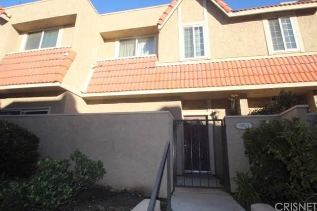 17912 River Circle #2, Canyon Country, CA 91387 (#SR19280849) :: Lydia Gable Realty Group