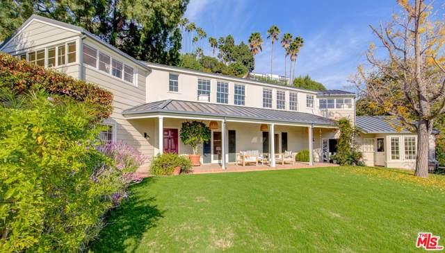 1809 N Stanley Avenue, Los Angeles (City), CA 90046 (#19526766) :: Golden Palm Properties