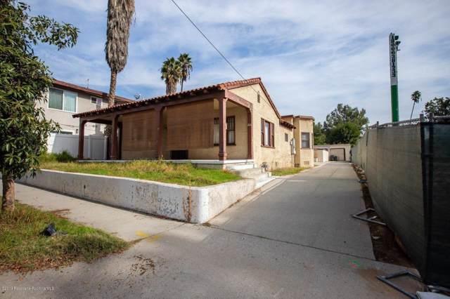 266 N Wilson Avenue, Pasadena, CA 91106 (#819005503) :: Golden Palm Properties