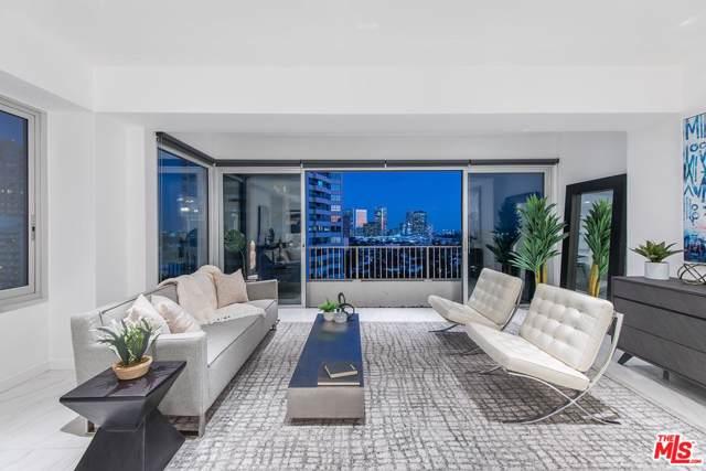 10501 Wilshire #1603, Los Angeles (City), CA 90024 (#19536600) :: Golden Palm Properties