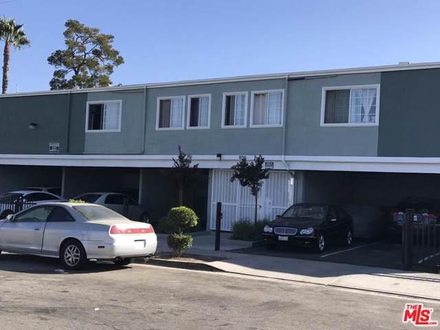 11730 S New Hampshire Avenue, Los Angeles (City), CA 90044 (#19537000) :: Pacific Playa Realty