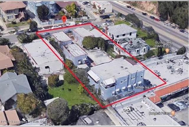 1030 Waterloo Street, Los Angeles (City), CA 90026 (#819005504) :: Golden Palm Properties