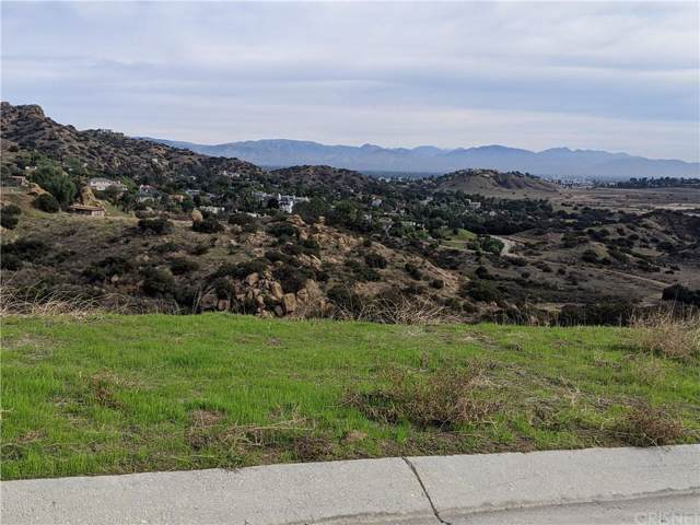4 Woolsey Canyon, West Hills, CA 91304 (#SR19280564) :: Golden Palm Properties