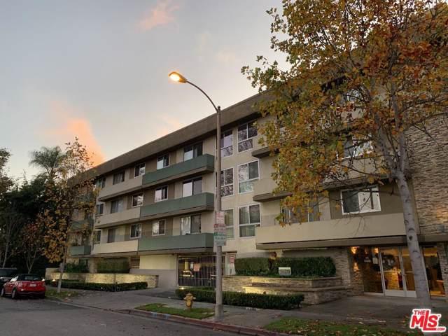 525 N Sycamore Avenue #226, Los Angeles (City), CA 90036 (#19537022) :: TruLine Realty