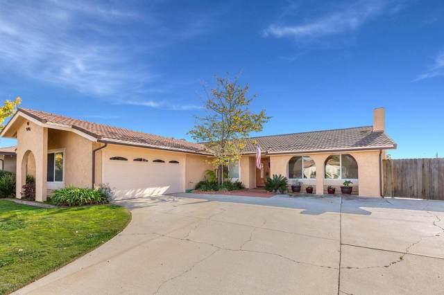 1228 Red Oak Place, Camarillo, CA 93010 (#219014567) :: Randy Plaice and Associates