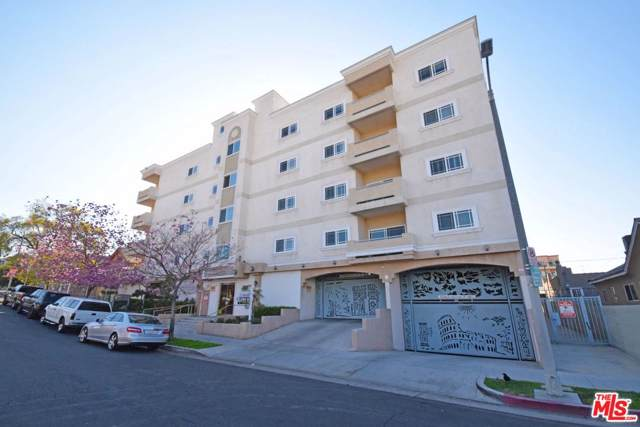 1043 S Kenmore Avenue #407, Los Angeles (City), CA 90006 (MLS #19537172) :: The John Jay Group - Bennion Deville Homes