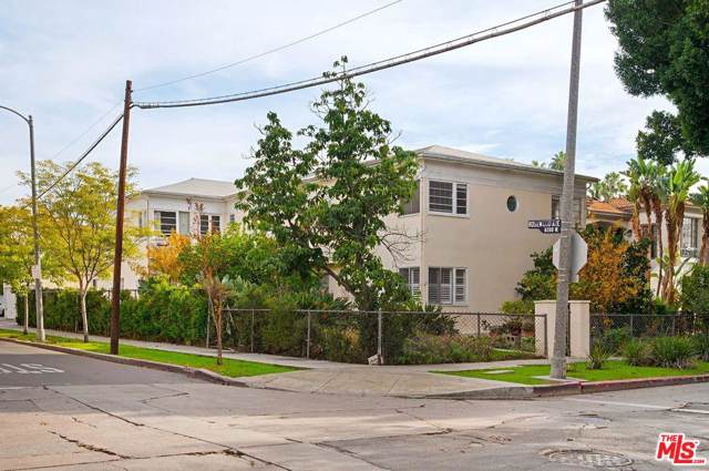 462 N Harper Ave, Los Angeles, CA 90048 (MLS #19-533924) :: The John Jay Group - Bennion Deville Homes