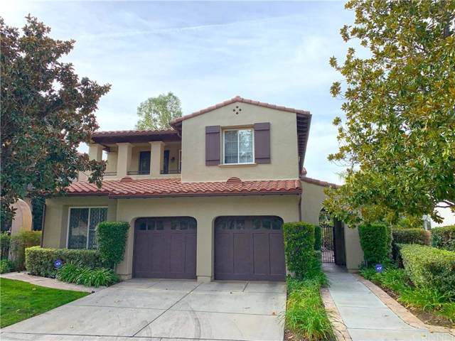 26917 Augusta Place, Valencia, CA 91355 (#SR19280975) :: Pacific Playa Realty