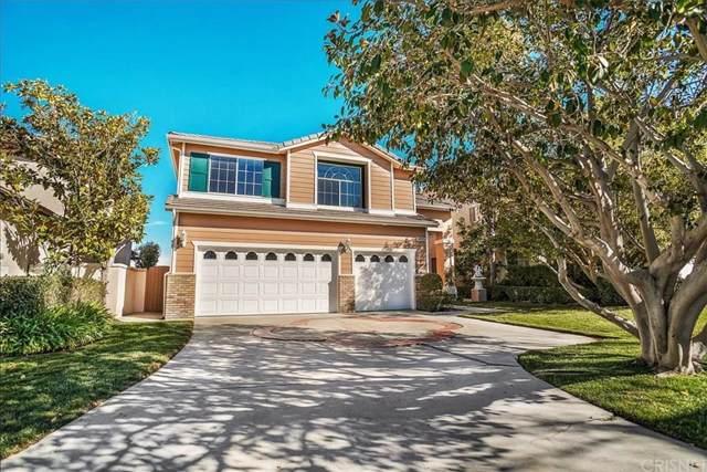25692 Moore Lane, Stevenson Ranch, CA 91381 (#SR19283940) :: Randy Plaice and Associates