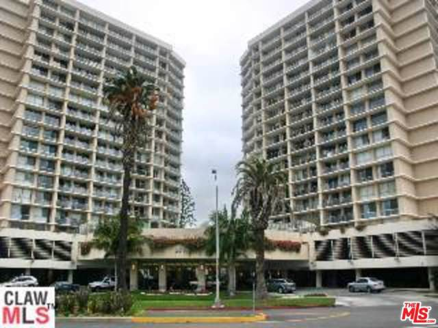 201 Ocean Ave 510B, Santa Monica, CA 90402 (#19-538678) :: Randy Plaice and Associates