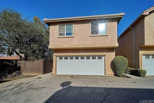 9315 Burnet Avenue #109, North Hills, CA 91343 (#SR19286510) :: Pacific Playa Realty
