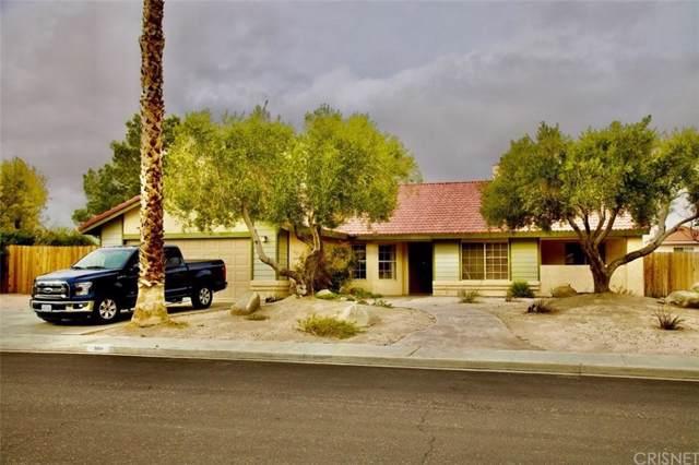 304 W Cielo Avenue, Ridgecrest, CA 93555 (#SR19287099) :: Randy Plaice and Associates