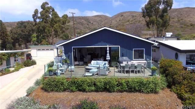 2265 Hillcrest Drive, Ventura, CA 93001 (#SR20000532) :: The Pratt Group