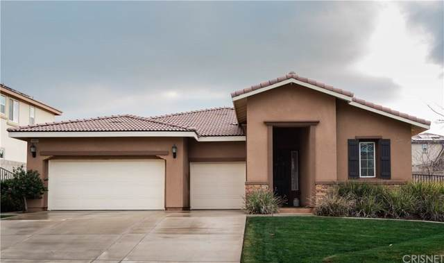14609 Via Messina Drive, Bakersfield, CA 93306 (#SR20002892) :: The Pratt Group