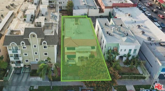 311 S Berendo Street, Los Angeles (City), CA 90020 (MLS #20-540904) :: Deirdre Coit and Associates