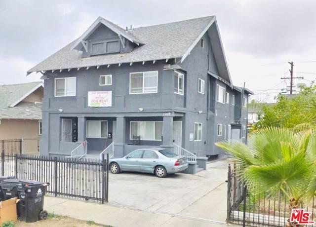 1101 Leighton Avenue, Los Angeles (City), CA 90037 (#20540916) :: Pacific Playa Realty
