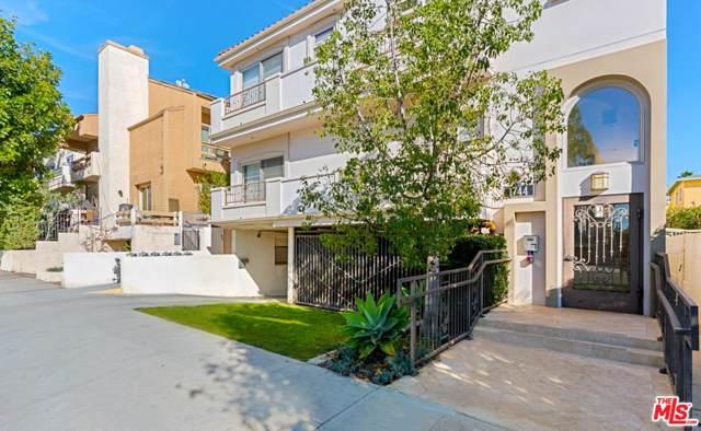 1744 Granville Avenue #105, Los Angeles (City), CA 90025 (#20541366) :: Pacific Playa Realty