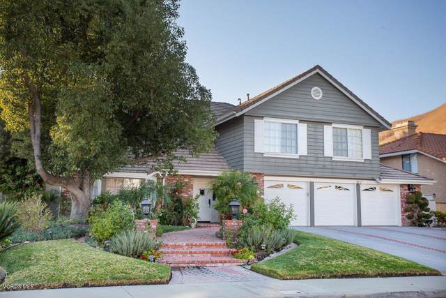 5715 Emerson Court, Agoura Hills, CA 91301 (#220000233) :: Lydia Gable Realty Group