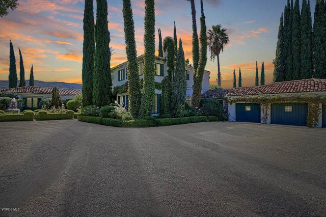 283 Carne Road, Ojai, CA 93023 (#220000238) :: The Pratt Group
