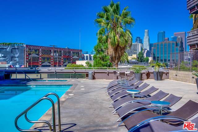 629 Traction Avenue #105, Los Angeles (City), CA 90013 (#20541446) :: Pacific Playa Realty