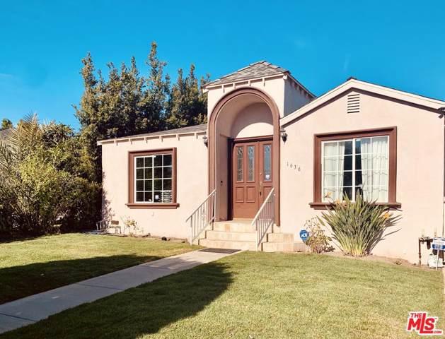 1636 Wellesley Avenue, Los Angeles (City), CA 90025 (#20541828) :: Pacific Playa Realty