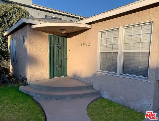 1932 S Garth Avenue, Los Angeles (City), CA 90034 (#20541946) :: The Suarez Team