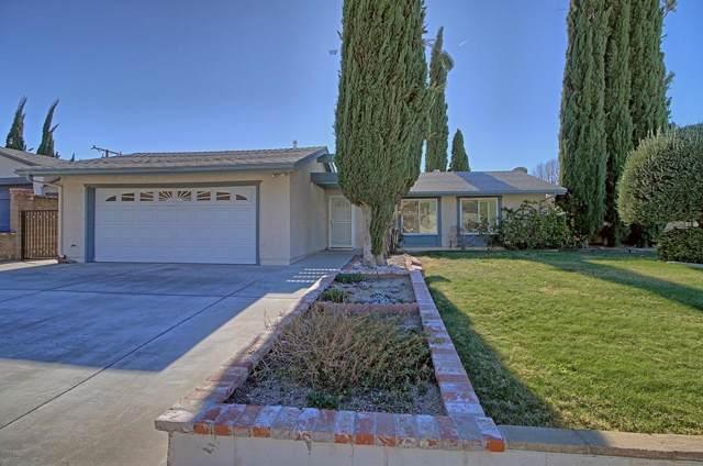 6402 Homewood Court, Simi Valley, CA 93063 (#220000260) :: The Pratt Group