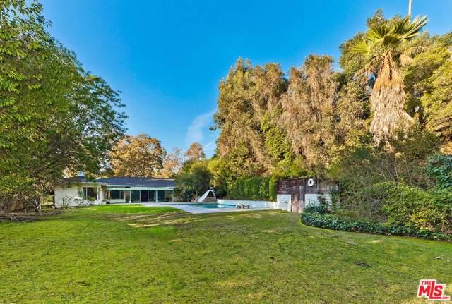 1037 Casiano Rd, Los Angeles, CA 90049 (MLS #20-542118) :: Hacienda Agency Inc