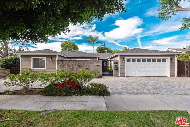 3309 Club Drive, Los Angeles (City), CA 90064 (#20542200) :: The Pratt Group