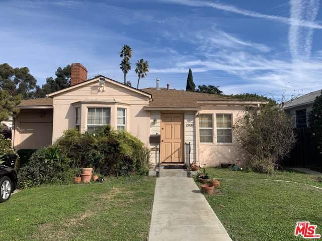2938 Kelton Avenue, Los Angeles (City), CA 90064 (#20541708) :: Pacific Playa Realty