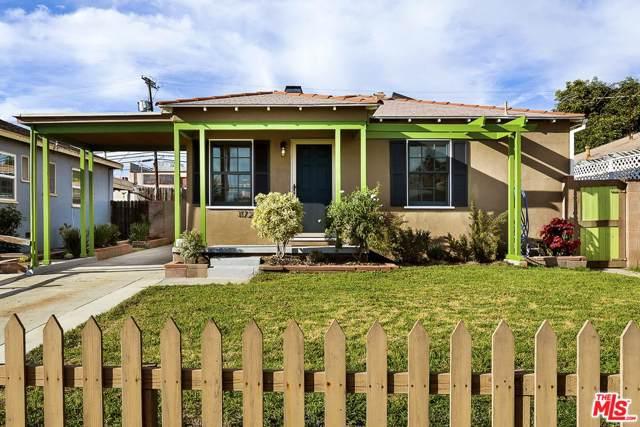 11725 Ayres Avenue, Los Angeles (City), CA 90064 (#20542340) :: Pacific Playa Realty