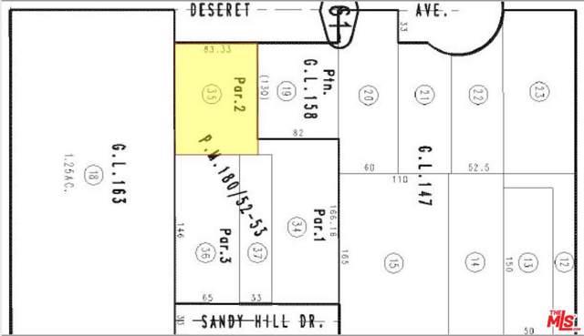 0 0, Barstow, CA 92311 (#20542288) :: The Pratt Group