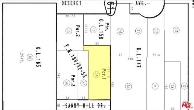 0 0, Barstow, CA 92311 (#20542290) :: The Pratt Group