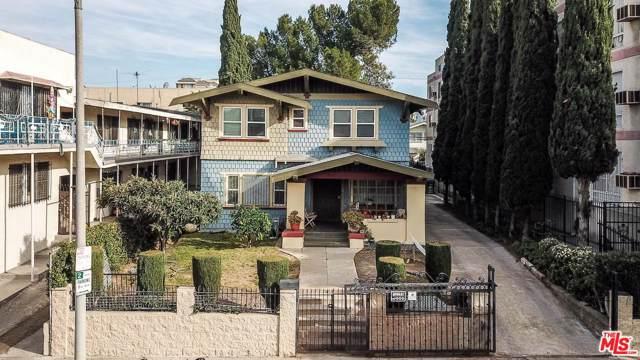 854 S Ardmore Ave, Los Angeles, CA 90005 (MLS #20-542406) :: Hacienda Agency Inc