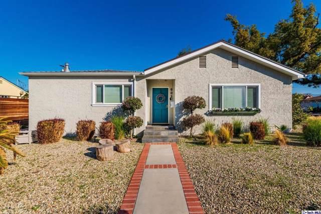 903 Omar Street, Glendale, CA 91202 (#320000116) :: Randy Plaice and Associates