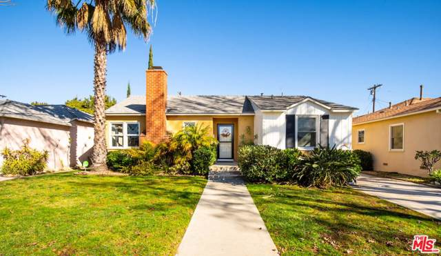 2758 Coolidge Avenue, Los Angeles (City), CA 90064 (#20540870) :: Pacific Playa Realty
