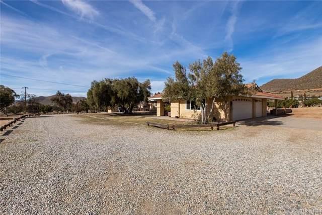 1547 Soledad Canyon Road, Acton, CA 93510 (#SR20006149) :: The Pratt Group