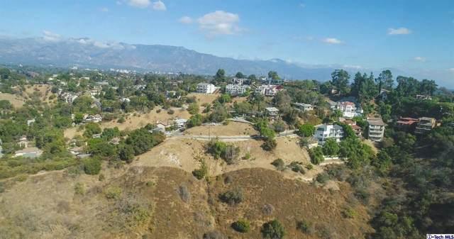 0 Hulbert Ave/ Hanscom Dr., South Pasadena, CA 91030 (#320000139) :: TruLine Realty