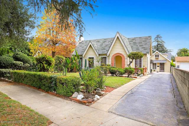 2120 Navarro Avenue, Altadena, CA 91001 (#820000145) :: The Parsons Team