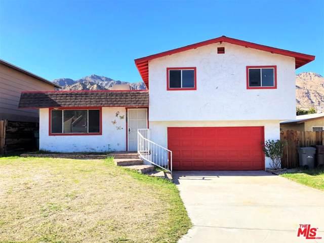 53711 Avenida Obregon, La Quinta, CA 92253 (#20543022) :: Randy Plaice and Associates