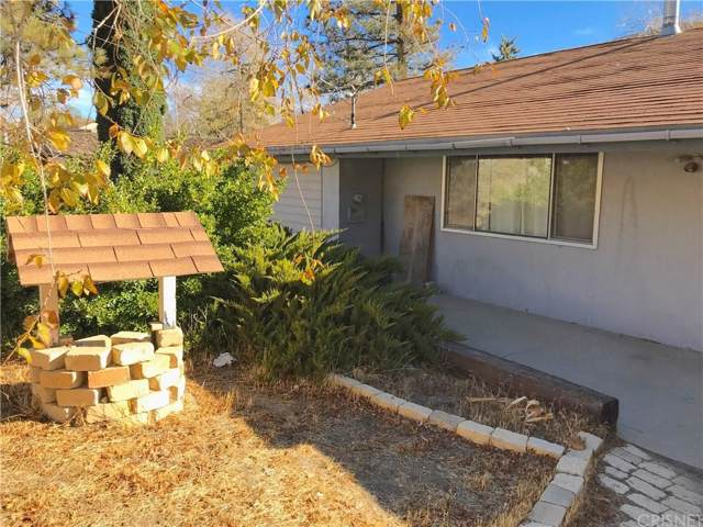 4200 Willow Trail, Frazier Park, CA 93225 (#SR20007733) :: Randy Plaice and Associates