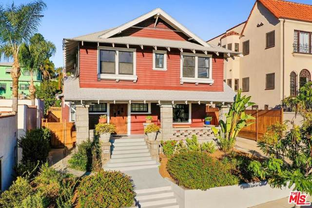 1443 Bellevue Avenue, Los Angeles (City), CA 90026 (#20541558) :: Randy Plaice and Associates
