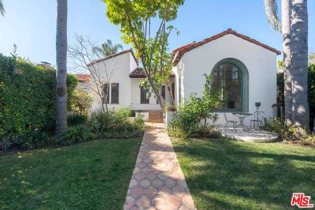 441 N Flores Street, Los Angeles (City), CA 90048 (#20543010) :: Randy Plaice and Associates