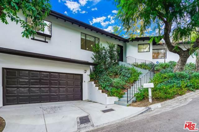 2121 El Roble Lane, Beverly Hills, CA 90210 (#20543122) :: Pacific Playa Realty