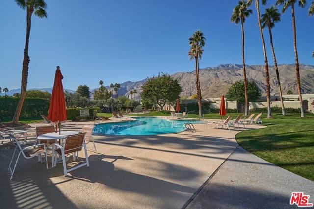 437 N Hermosa Drive, Palm Springs, CA 92262 (#20543424) :: Randy Plaice and Associates