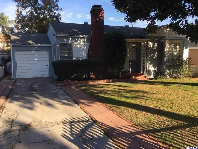 324 N Frederic Street, Burbank, CA 91505 (#320000101) :: Randy Plaice and Associates